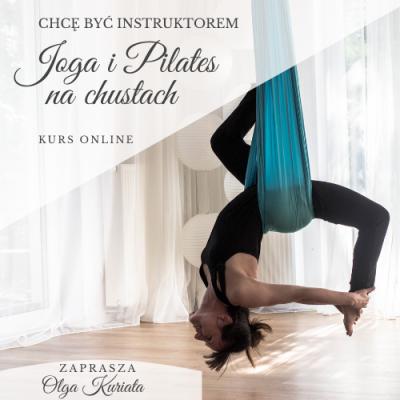 Joga & Pilates na chustach