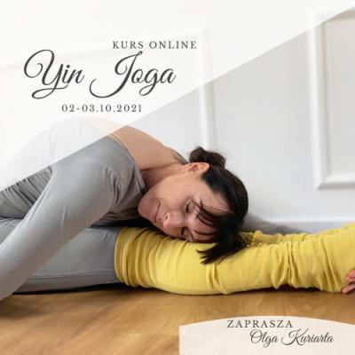 Kurs online Yin Joga